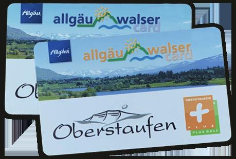 Rabatt mit Gästekarte Oberstaufen