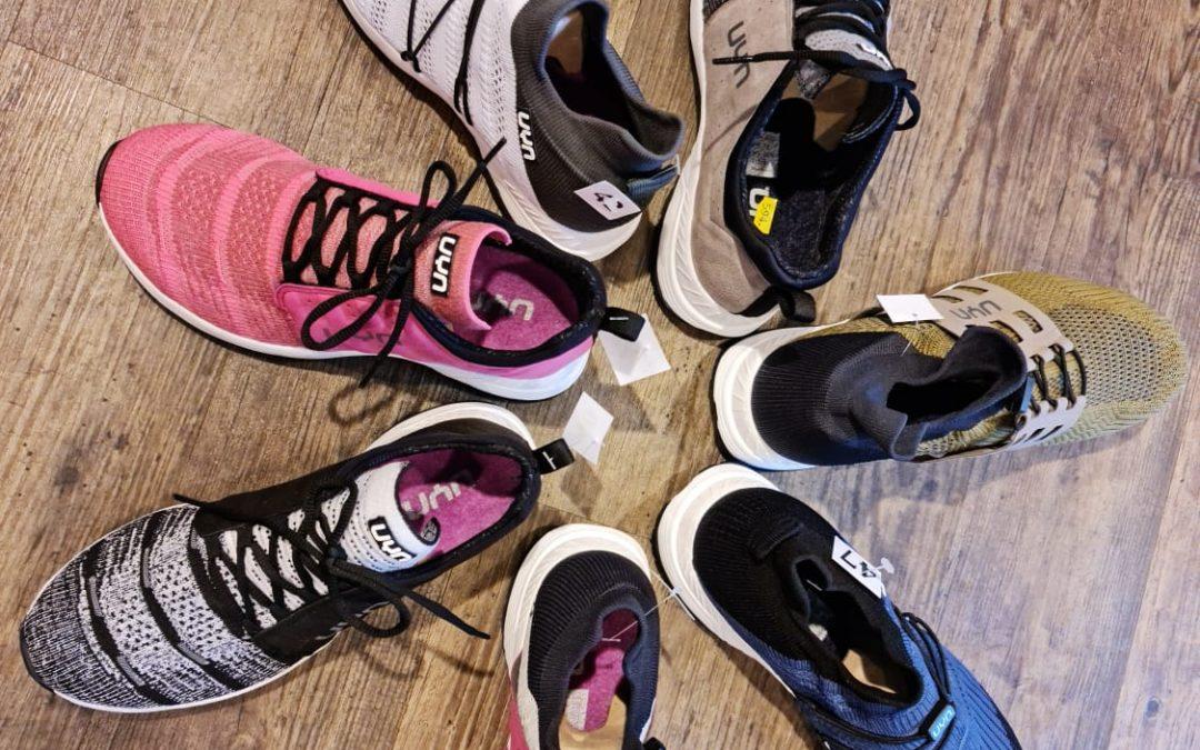 UYN Shoes sind eine Revolution